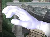 Glitch de Master Hand