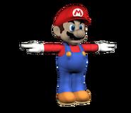 Pose T Mario SSB4 (Wii U)