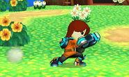 Tirador Mii Lanzagranadas SSB4 (3DS) (1)