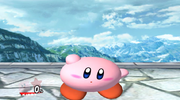 Burla hacia arriba de Kirby (2) SSBB