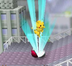 Entrada Pikachu SSB