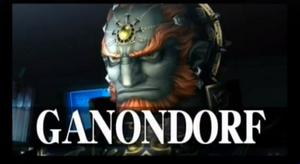 Ganondorf ESE SSBB