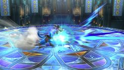 Palmeo a Distancia (4) SSB4 (Wii U)