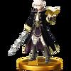 Trofeo de Daraen (chico) SSB4 (Wii U)