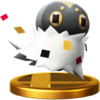Trofeo de Spewpa SSB4 (Wii U)