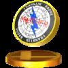 Trofeo del Broche Franklin SSB4 (3DS)