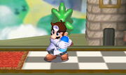 Burla lateral Dr. Mario SSB4 (3DS) (2)