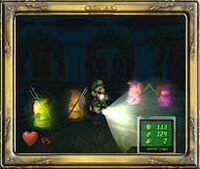 El salón de baile (Luigi's Mansion)