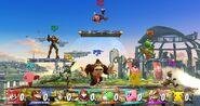 Gran campo de batalla (2) SSB4 (Wii U)
