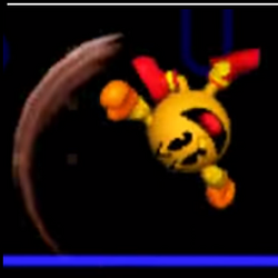 Pac-Man Ataque Normal (3) SSB 3DS