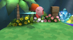 Salto tragón SSB4 (Wii U)