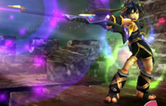 Smash Final de Pit Sombrio SSB4 (3DS)