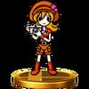 Trofeo de Mona SSB4 (Wii U)