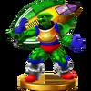 Trofeo de Pico SSB4 (Wii U)