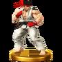Trofeo de Ryu SSB4 (Wii U)