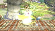 Viento de Farore (1) SSB4 (Wii U)