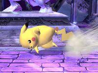 Ataque rápido Pikachu SSBB