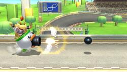 Cañón perforador (1) SSB4 (Wii U)
