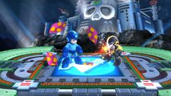 Escudo de plantas (2) SSB4 (Wii U)