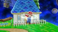 Tornado Mario SSB4 (Wii U)