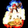 Trofeo de Barrilada SSB4 (Wii U)