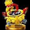 Trofeo de Condorado SSB4 (Wii U)