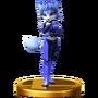 Trofeo de Krystal SSB4 (Wii U)