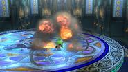 Chespin (2) SSB4 (Wii U)