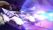 Créditos Modo Leyendas de la lucha Fox SSB4 (3DS)
