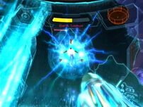 Láser Zero en Metroid Prime 3 Corruption