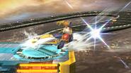 Ataque de recuperación desde el borde de Captain Falcon SSB4 (Wii U)