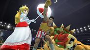 Créditos Modo Leyendas de la lucha Little Mac SSB4 (Wii U)