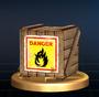 Trofeo Caja Explosiva SSBB