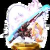Trofeo de Cadena SSB4 (Wii U)