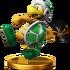 Trofeo de Hermano Martillo SSB4 (Wii U)