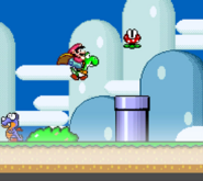 Clásico Super Mario World SSB4 (Wii U)