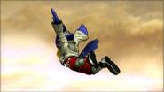 Créditos Modo Senda del guerrero Falco SSB4 (3DS)