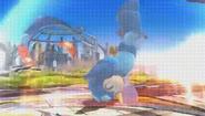 Mega Man Ukemi (Wii U)