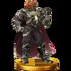 Trofeo de Ganondorf SSB4 (Wii U)