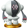Trofeo de Registeel SSB4 (Wii U)