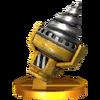 Trofeo de Taladro SSB4 (3DS)