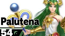 54 Palutena – Super Smash Bros