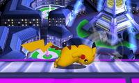 Ataque normal Pikachu SSB4 (3DS)