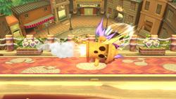 Empuje Giroide (2) SSB4 (Wii U)