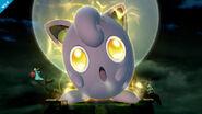 Jigglypuff usando Globo SSB4 (Wii U)