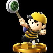 Trofeo de Ness (Alt.) SSB4 (Wii U)
