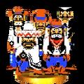 Trofeo de Wild Gunman SSB4 3DS