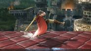 Ataque normal de Ike (2) SSB4 (Wii U)