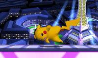 Ataque rapido Pikachu SSB4 (3DS)