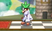 Burla inferior Dr. Mario SSB4 (3DS)